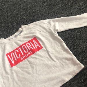 Long sleeve Victoria secret sport sweather
